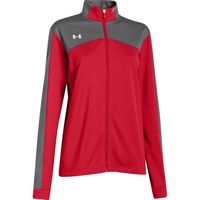 Women's UA Futbolista Jacket - Red