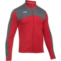 Men's UA Futbolista Soccer Track Jacket - Red