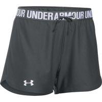 Women's UA Play Up Shorts - Phantom Gray
