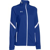 UA Qualifier Knit WUp Jkt - Royal