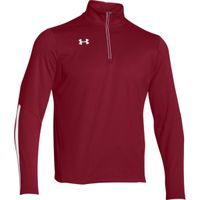 UA Qualifier 1/4 Zip - Cardinal