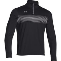UA Qualifier Novelty 1/4 Zip - Black