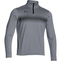 UA Qualifier Novelty 1/4 Zip - Steel