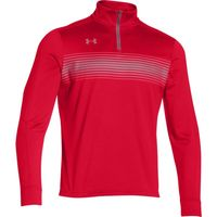 UA Qualifier Novelty 1/4 Zip - RED