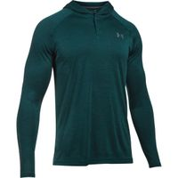 Men's UA Tech Popover Hoodie - Arden Green