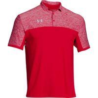 UA Team Podium Polo - Red
