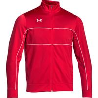 UA Rival Knit W-Up Jkt - RED