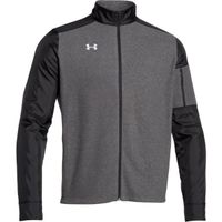 UA Perf Fleece Full Zip - Black