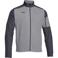 UA Perf Fleece Full Zip - Steel