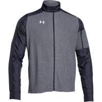 UA Perf Fleece Full Zip - Midnight Navy
