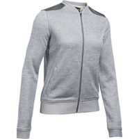 UA Storm SweaterFleece Jkt - True Gray Heather