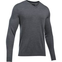 Tips VNeck Sweater - Carbon Heather