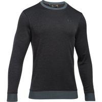 UA Storm SweaterFleece Crew - Stealth Gray