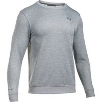 UA Storm SweaterFleece Crew - True Gray Heather