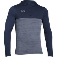 UA Tech 1/4 Zip Hoody - Midnight Navy