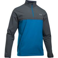 UA Storm WindStrike 1/2 Zip - Cruise Blue