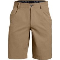 UA Airvent Pleated Short - Camel
