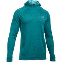 Tech Terry Fitted PO Hoodie - Turquoise Sky