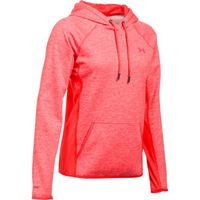Armour Fleece HoodieTwist - Marathon Red