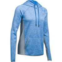 Armour Fleece HoodieTwist - Mako Blue