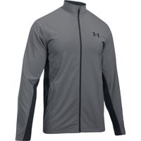 Tricot Lined Warm Up Jacket - Graphite