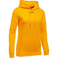 Women's UA Hustle Fleece Hoody - SGD