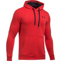 Rival Fitted Pull Over - Red