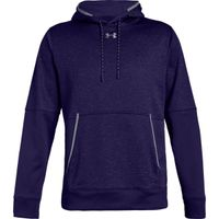 UA M's Novelty AF Hoody - Purple Full Heather