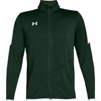 UA M's Rival Knit Jacket - GRN