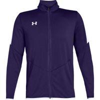 UA M's Rival Knit Jacket - PUR
