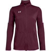 UA W's Rival Knit Jacket - MAR