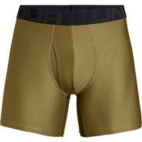 Men's UA Tech™ 6' Boxerjock® – 2-Pack - Canyon Green