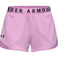 Women's UA Play Up Shorts 3.0 Twist - Polar Purple