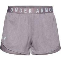 Women's UA Play Up Shorts 3.0 Twist - Slate Purple