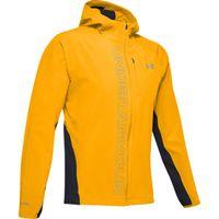 Men's UA Qualifier Outrun The Storm Jacket - Lunar Orange