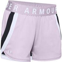 Women's UA Play Up 3.0 Shorts - Crystal Lilac