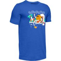 Boys' UA Mr. Buckets T-Shirt - Versa Blue (486)
