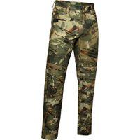 Men's UA Hardwoods STR Pants - UA Forest 2.0 Camo