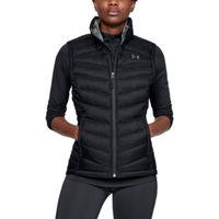 UA Iso Down Sweater Vest - Black