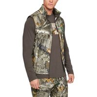 OffGrid Fleece Camo Vest - P5461 - Realtree Edge