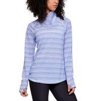 UA W's Zinger Pullover - Royal