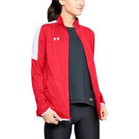UA W's Rival Knit Jacket - RED