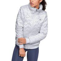 Women's ColdGear® Reactor Performance Jacket - Onyx White