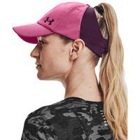 Women's UA Play Up Wrapback Cap - Pink Quartz