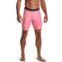 Men's HeatGear® Armour Compression Shorts - Cosmo Pink