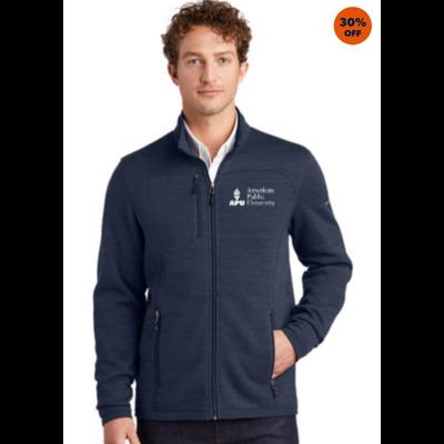 APU - Eddie Bauer® Men's Striated Full Zip Jacket