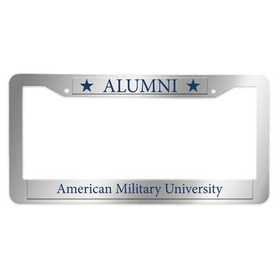 AMU - Alumni License Plate