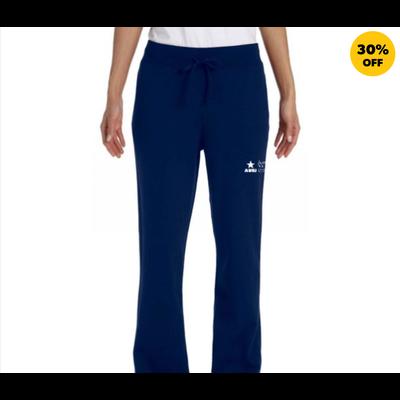 AMU - Gildan Ladies' Heavy Blend™ Open-Bottom Sweatpants
