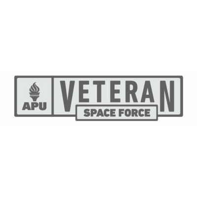 APU- Space Force Veteran Pin