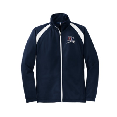 Sport-Tek Unisex Tricot Track Jacket